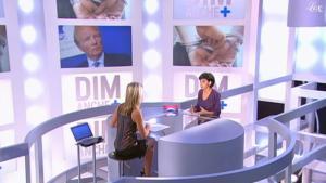 Anne-Sophie Lapix dans Dimanche Plus - 26/09/10 - 5