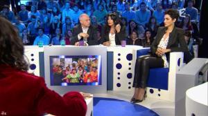 Farida Khelfa dans On n'Est pas Couché - 19/02/11 - 2