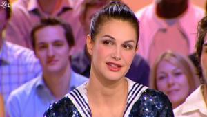 Héléna Noguerra dans le Grand Journal De Canal Plus - 06/01/10 - 3