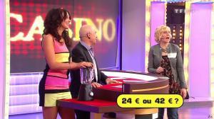 Fanny Veyrac dans le Juste Prix - 15/02/11 - 2