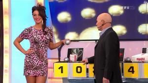 Fanny Veyrac dans le Juste Prix - 25/02/11 - 2