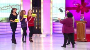 Les Gafettes, Nadia Aydanne, Doris Rouesne et Fanny Veyrac dans le Juste Prix - 04/02/11 - 1