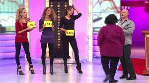 Les Gafettes, Nadia Aydanne, Doris Rouesne et Fanny Veyrac dans le Juste Prix - 04/02/11 - 2