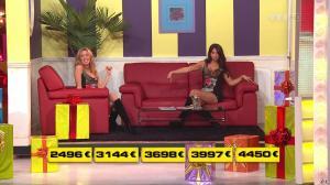 Les Gafettes, Nadia Aydanne et Fanny Veyrac dans le Juste Prix - 08/02/11 - 2
