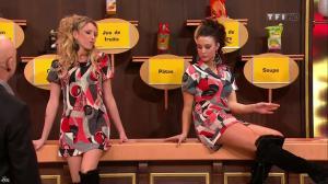 Les Gafettes, Nadia Aydanne et Fanny Veyrac dans le Juste Prix - 09/02/11 - 2