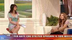 Lorena Bianchetti dans Dillo à Lorena - 18/03/11 - 3