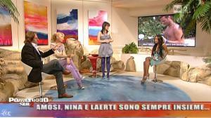 Lorena Bianchetti dans Dillo à Lorena - 21/03/11 - 2