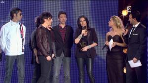 Marie Drucker dans les Victoires De La Musique - 17/02/11 - 2