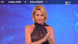 Simona Ventura dans Quelli Che Il Calcio - 16/01/11 - 2