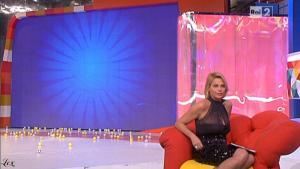 Simona Ventura dans Quelli Che Il Calcio - 16/01/11 - 3