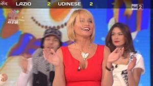 Simona Ventura dans Quelli Che Il Calcio - 19/12/10 - 1