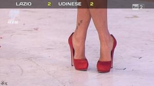 Simona Ventura dans Quelli Che Il Calcio - 19/12/10 - 2