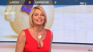 Simona Ventura dans Quelli Che Il Calcio - 19/12/10 - 4