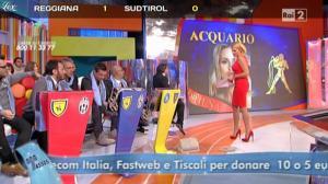 Simona Ventura dans Quelli Che Il Calcio - 19/12/10 - 6