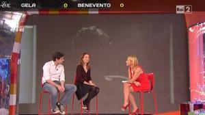 Simona Ventura dans Quelli Che Il Calcio - 19/12/10 - 7