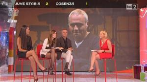 Simona Ventura dans Quelli Che Il Calcio - 19/12/10 - 9