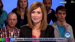 Véronique Mounier chez Morandini - 08/03/11 - 2