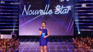 Virginie Guilhaume dans Nouvelle Star - 26/05/10 - 1