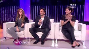 Virginie Hocq et Hélène Segara dans Qui Sera Le Meilleur - 25/02/11 - 1