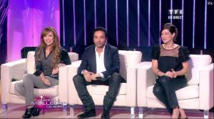 Virginie Hocq et Hélène Segara dans Qui Sera Le Meilleur - 25/02/11 - 2