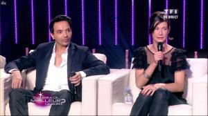 Virginie Hocq dans Qui Sera Le Meilleur - 25/02/11 - 3