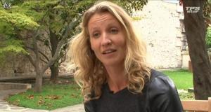 Alexandra Lamy dans la Quotidienne Du Cinema - 08/10/10 - 06