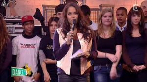 Audrey Chauveau dans Dance Street - 07/03/12 - 02