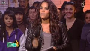 Audrey Chauveau dans Dance Street - 11/01/12 - 04