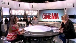Audrey Diwan dans la Quotidienne du Cinema - 23/02/12 - 03