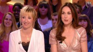 Audrey Lamy dans le Grand Journal de Canal Plus - 10/04/12 - 02