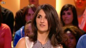 Géraldine Nakache dans le Grand Journal de Canal Plus - 02/04/12 - 02