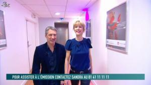 Karin Viard dans le Grand Journal de Canal Plus - 16/04/12 - 01