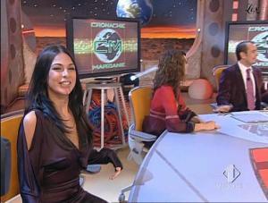 Moran Atias et Flavia Cercato dans Cronache Marziane - 28/10/04 - 03
