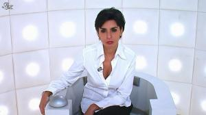 Rachida Dati dans le Grand Journal de Canal Plus - 09/11/11 - 01