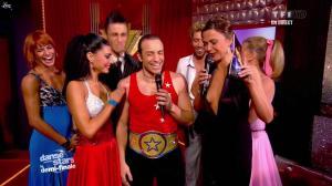 Sandrine Quétier dans Danse Avec les Stars - 12/11/11 - 04