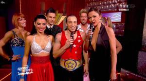 Sandrine Quétier dans Danse Avec les Stars - 12/11/11 - 05