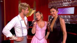 Sandrine Quétier dans Danse Avec les Stars - 12/11/11 - 06
