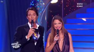 Sandrine Quétier dans Danse Avec les Stars - 19/11/11 - 01