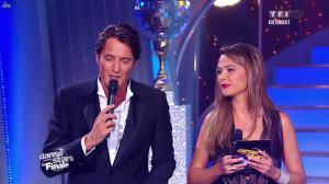 Sandrine Quétier dans Danse Avec les Stars - 19/11/11 - 06