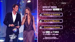 Sandrine Quétier dans Danse Avec les Stars - 19/11/11 - 08