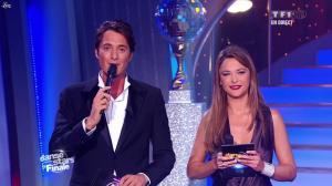 Sandrine Quétier dans Danse Avec les Stars - 19/11/11 - 10