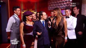 Sandrine Quétier dans Danse Avec les Stars - 19/11/11 - 16