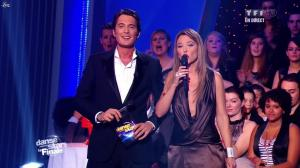 Sandrine Quétier dans Danse Avec les Stars - 19/11/11 - 18