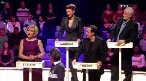 Sandrine Quétier dans le Grand Concours des Animateurs - 24/02/12 - 04