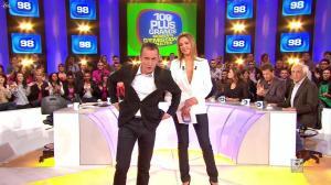 Sandrine Quétier dans les 100 Plus Grands - 10/02/12 - 04