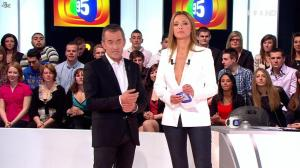 Sandrine Quétier dans les 100 Plus Grands - 10/02/12 - 06