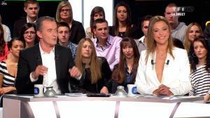 Sandrine Quétier dans les 100 Plus Grands - 10/02/12 - 09