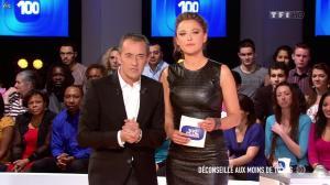 Sandrine Quétier dans les 100 Plus Grands - 20/01/12 - 18