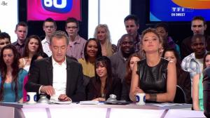 Sandrine Quétier dans les 100 Plus Grands - 20/01/12 - 61