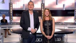 Valérie Amarou dans la Quotidienne Du Cinema - 08/10/10 - 03